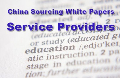 Service Providers In China