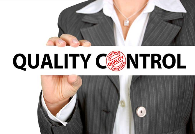 Quality Control Agents In China