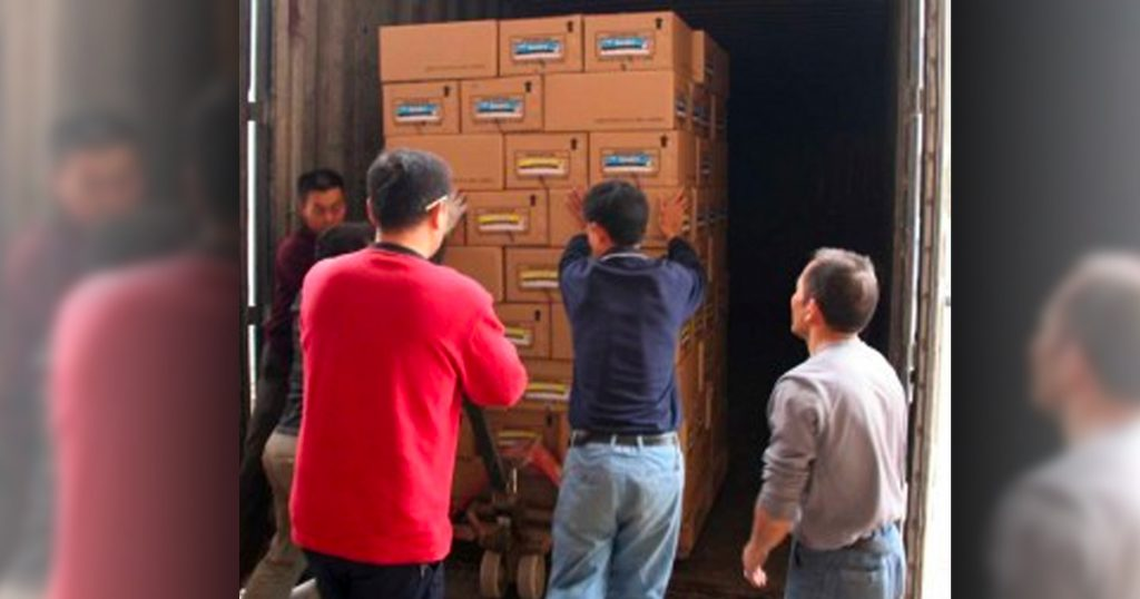 How to buy from China and consolidate freight in HK