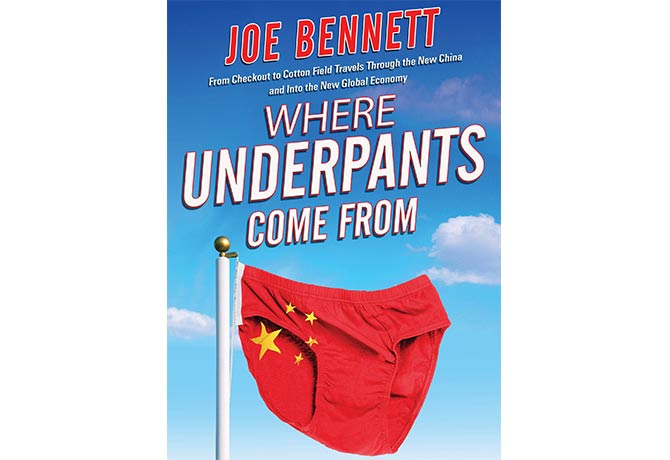 Where Underpants Come From Book Review