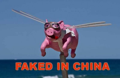 Faked In China