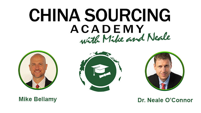 China Sourcing Academy - Learn sourcing from China