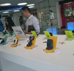 Electronics Exhibition In China