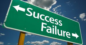 Success or Failure Path - QC is essential. Better do it right.
